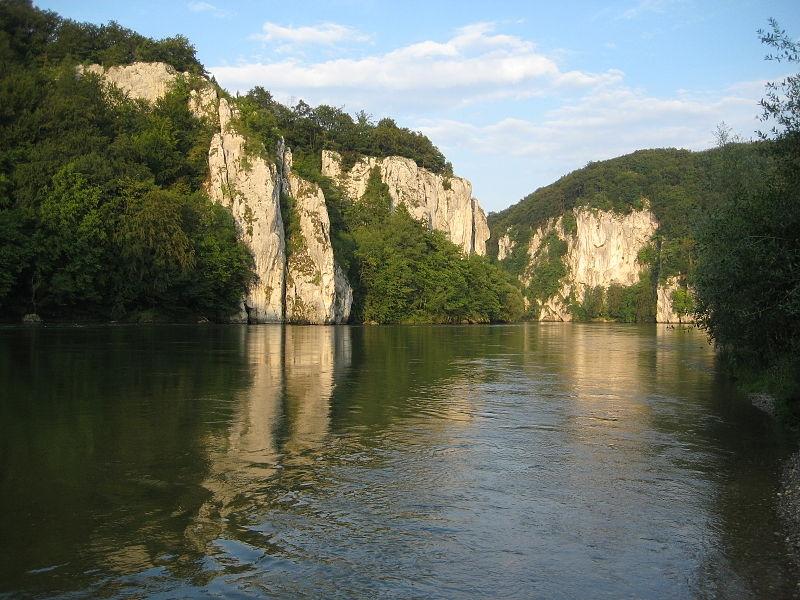 Donaudurchbruch - Quelle: Wikipedia