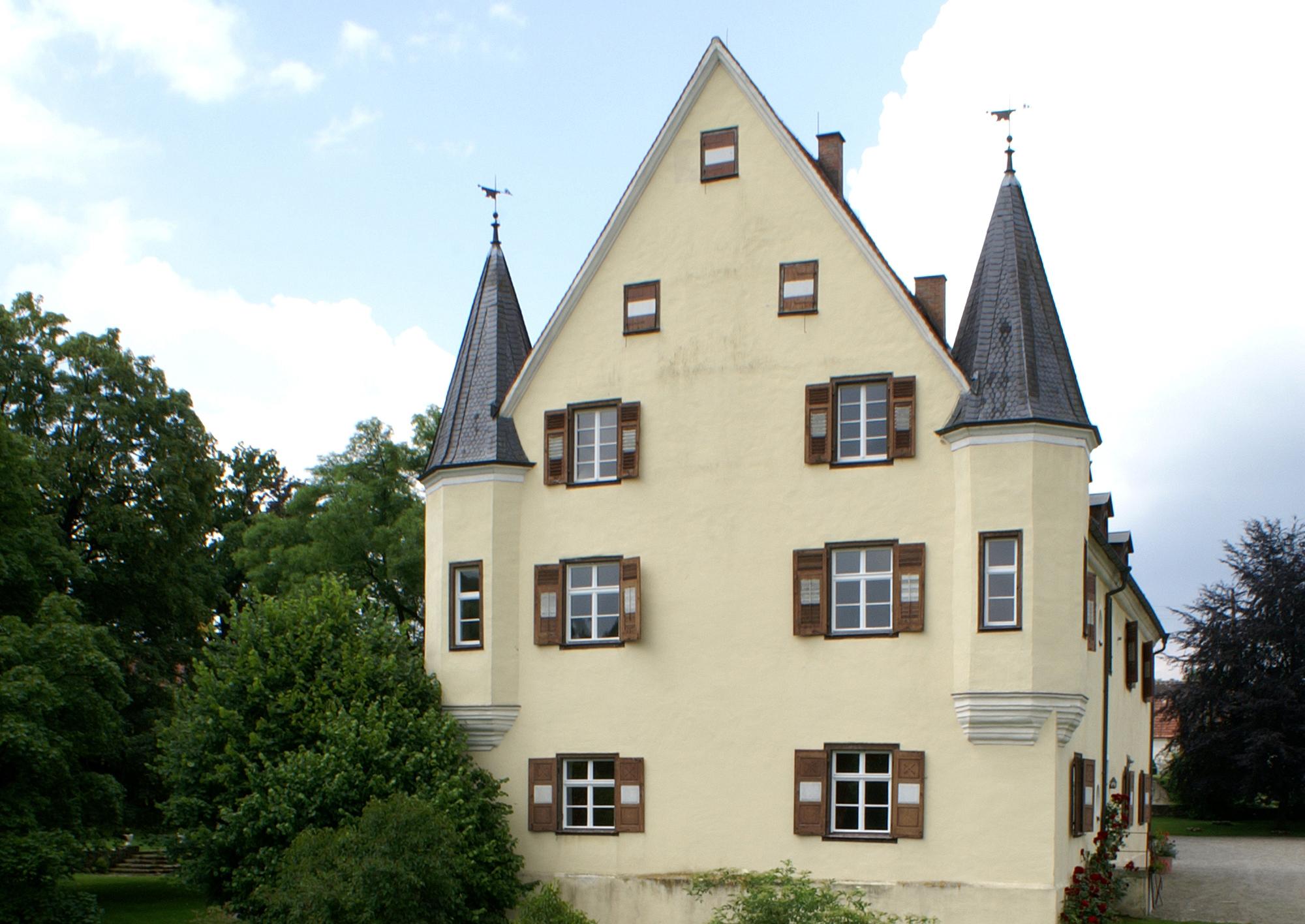Schloss Zwiefaltendorf