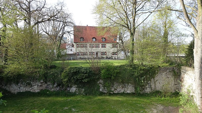 Zwiefaltendorf   Schlosshof