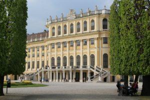 Wien Schlosspark
