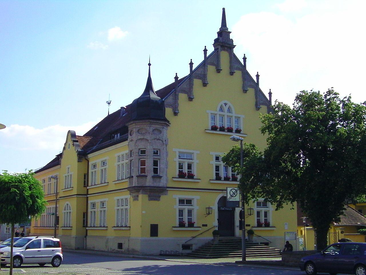 Bogen Rathaus