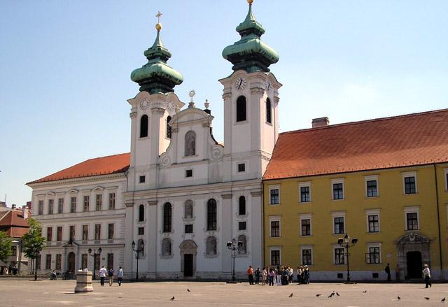 Györ Rathaus