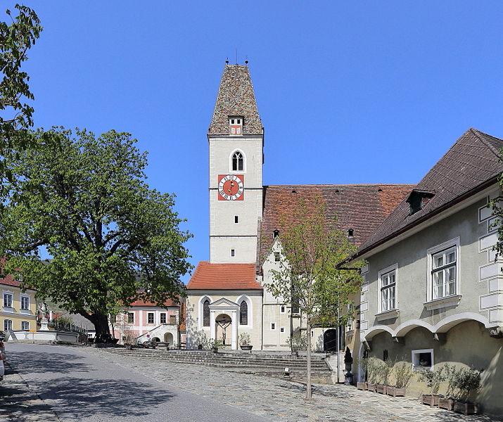 Spitz An Der Donau   Ortszentrum