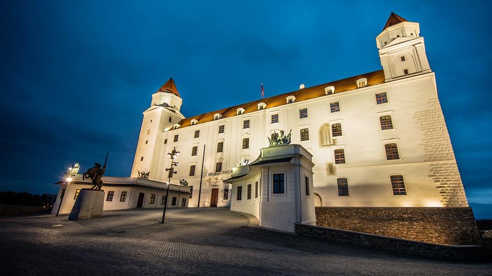 Burg Bratislava