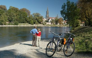 Donauradweg Ulm Passau Karte.Donau Radweg Infos Etappen Bis Nach Budapest