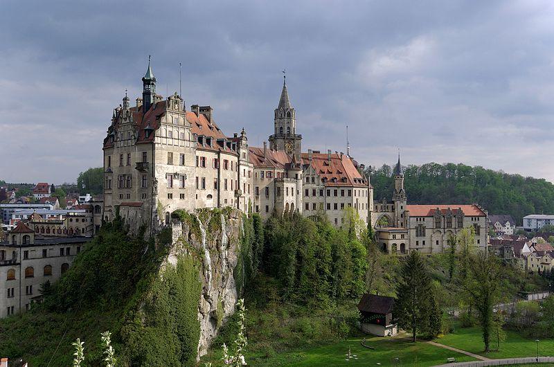Residenzschloss Sigmaringen