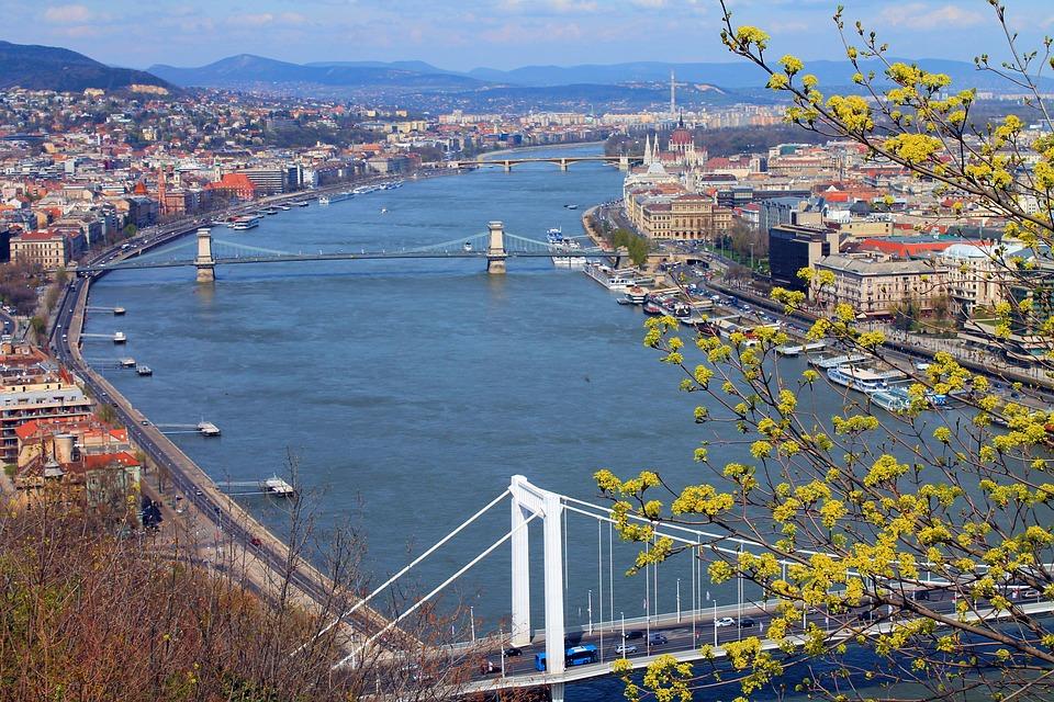 Budapest Mit Donau
